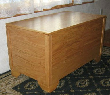 blanket box woodworking plans
