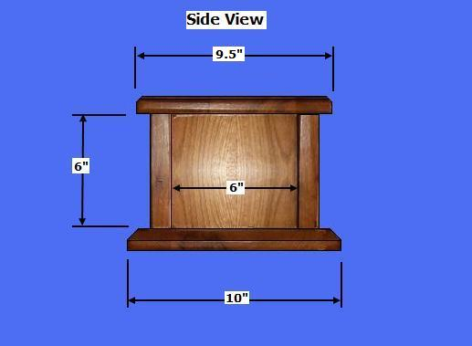 PDF DIY Wood Cremation Urn Plans Download wood lathe projects for fun ...