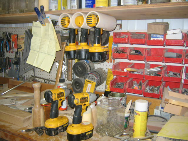 Cordless Drills at Woodworking Corner