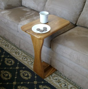 Free Couch Tray Table Plans - How to Build A Couch Tray Table