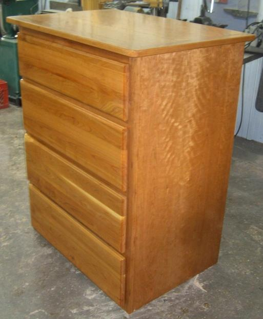 ... can construct this Quality Dresser Chest of Drawers, as shown here