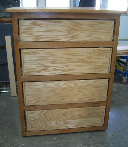 5 drawer chest plans