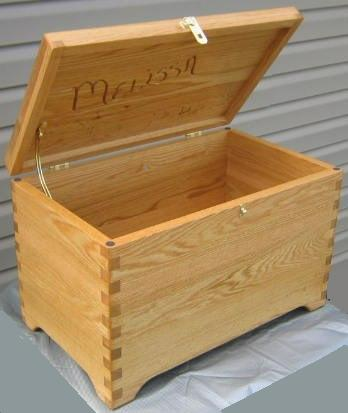 Rod's Woodworking Shop - Free Woodbox Plan