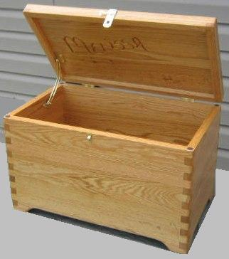 Wood Box Designs