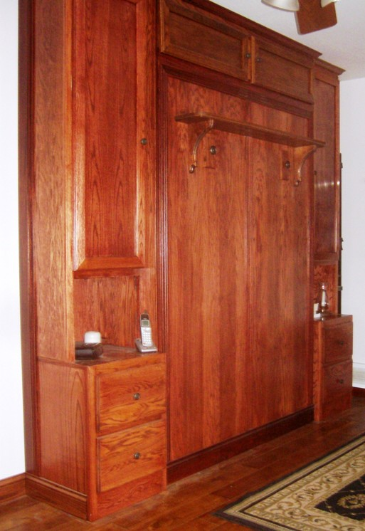 Free Murphy Bed Plans - How to Build A Murphy Bed