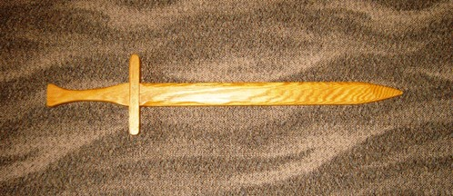 DIY Wooden Sword Plans Plans Free