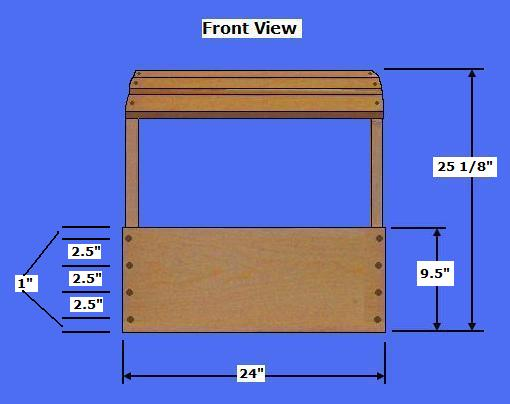 wooden saddle stand plans