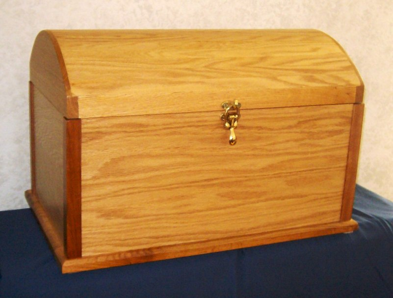 plans treasure chest