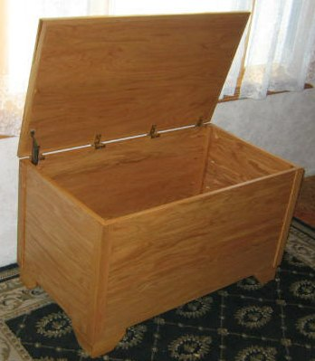 Free Blanket Hope Chest Plans How To Build A Blanket Chest