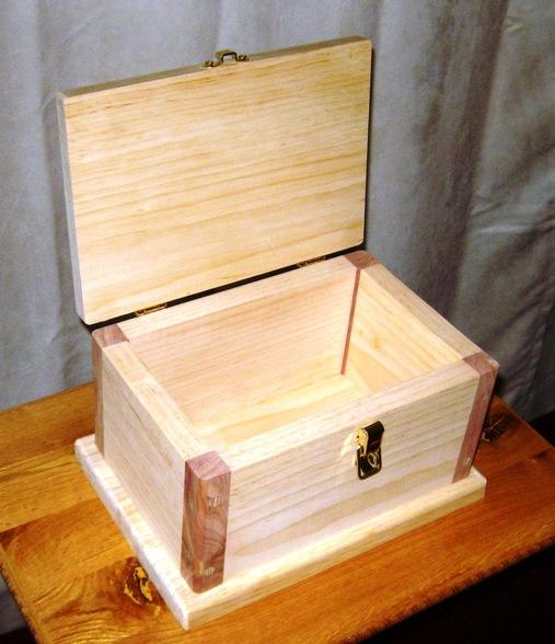 How To Make Wooden Toy Boxes