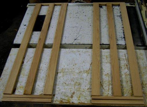 wood screws 1 4 lb one set of slides hinges sandpaper wood filler