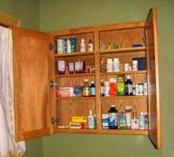 How To Make Wooden Medicine Cabinets