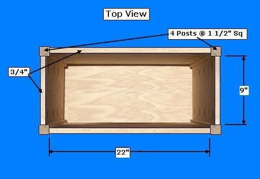 Woodwork Indoor Storage Bench Plans Pdf
